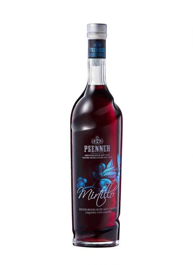 Foto liquore mirtillo psenner