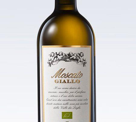 foto vino moscato giallo